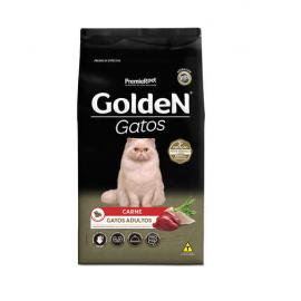 Golden Gatos Carne Adulto 10kg