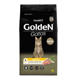 Golden Gatos Frango Adulto 10kg