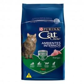 Cat Chow Ambientes Internos Frango 1 kg