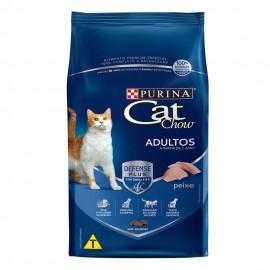 Cat Chow Adultos Peixe 1 kg
