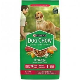 Dog Chow Adultos Raças Médias e Grandes 1 kg