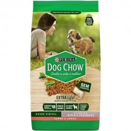 Dog Chow Filhotes Raças Pequenas Carne 3 kg