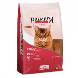 Royal Canin Premium Cat Adulto Castrado 1 kg
