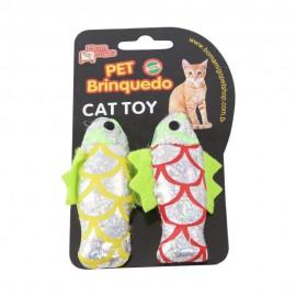 Brinquedo Cat Peixinho Brilhante Bom Amigo