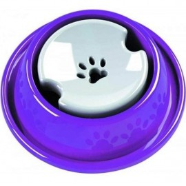 Bebedouro Médio Para Animais de Pelos Longos Pet Injet Antiformiga