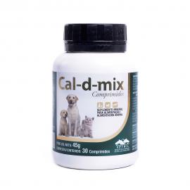 Cal-d-Mix Suplemento Mineral 30 Comprimidos