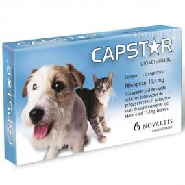 Capstar 11,4 mg Cães e Gatos até 11,4 kg