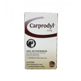 Carprodyl 25 mg