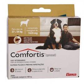 Antipulgas Comfortis 1620 mg Cães de 27 a 54 kg
