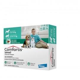 Antipulgas Comfortis 560 mg Cães de 9 a 18 kg e Gatos de 5,4 a 11 kg