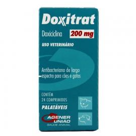 Doxitrat 200 mg com 24 Comprimidos