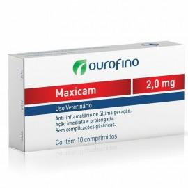 Maxicam Anti-inflamatório 2,0 mg