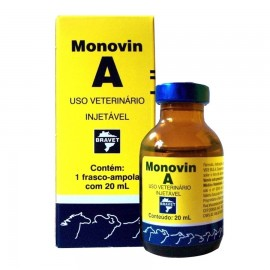Monovin A Injetável 20 ml