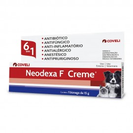 Neodexa F Creme 15 g