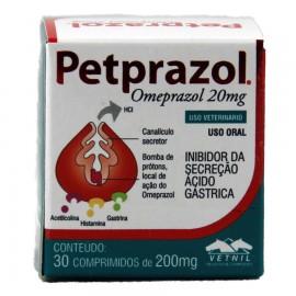 Petprazol 20 mg