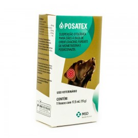 Posatex Suspensão Otológica 17,5 ml
