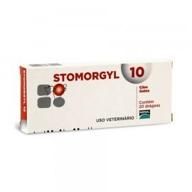 Stomorgyl 10 Com 20 Comprimidos