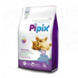 Areia Pipix Clean Micro Cristais de Sílica 1,6 kg