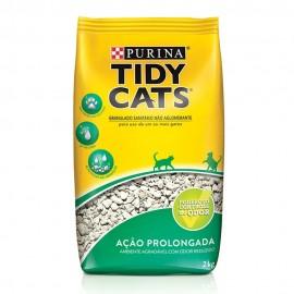 Areia Higiênica Tidy Cats 2 kg
