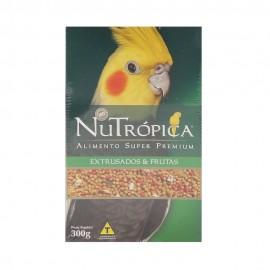 Nutrópica Calopsita Com Frutas 300 g