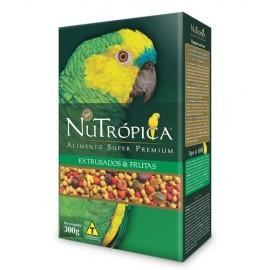Nutrópica Papagaio Com Frutas 300 g