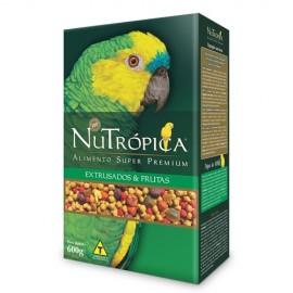 Nutrópica Papagaio Com Frutas 600 g