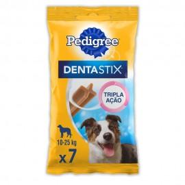 Dentastix Cuidado Oral Raças Médias 7 Unidades 180 g