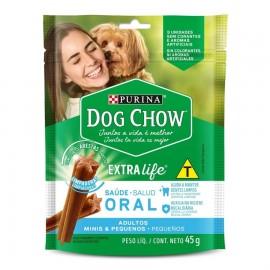 Dog Chow Extra Life Saúde Oral Raças Pequenas 45 g