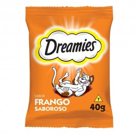 Dreamies Petisco Sabor Frango 40 g