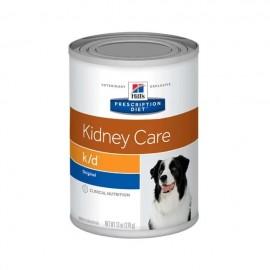 Hill's Lata K/D Kidney Care Cão 370 g