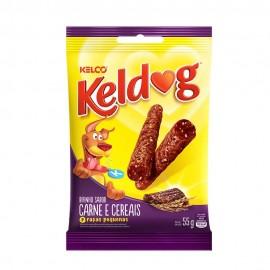 Bifinho Keldog Carne e Cereais Raças Pequenas 55 g