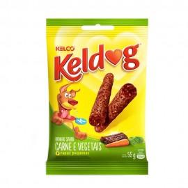 Bifinho Keldog Carne e Vegetais Raças Pequenas 55 g