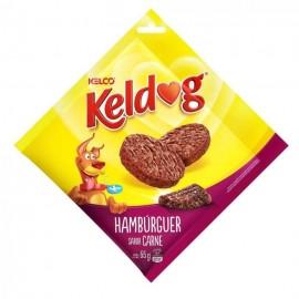 Bifinho Keldog Hamburguer Sabor Carne 65 g