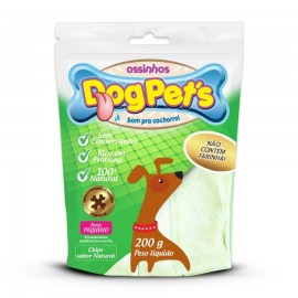 DogPets Osso Chips Natural 200 g