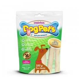 Dogpets Osso Rolo 11cm Natural 100 g