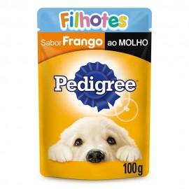 Pedigree Sachê Frango Ao Molho Filhotes 100 g