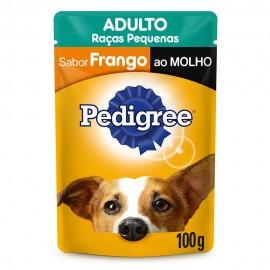 Pedigree Sachê Frango Ao Molho Adulto 100 g