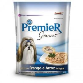 Premier Gourmet Sachê Peito de Frango 100 g