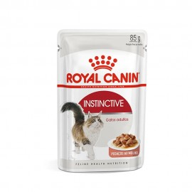 Royal Canin Sachê Instinctive Adultos 85 g
