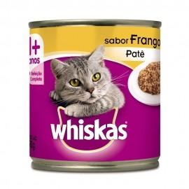 Whiskas Lata Patê de Frango Adultos 290 g